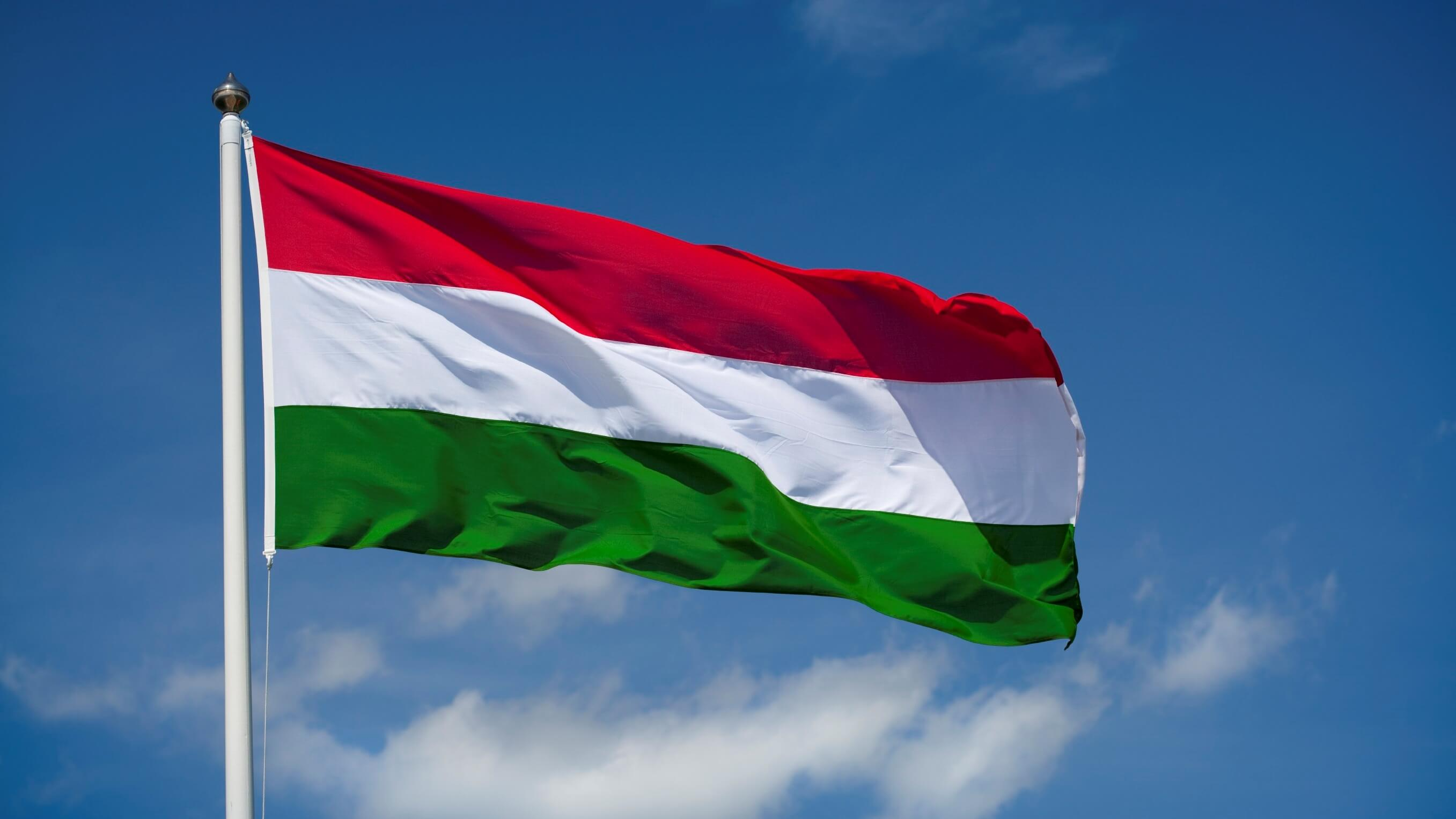 Where does the Hungarian flag come from? - Kafkadesk