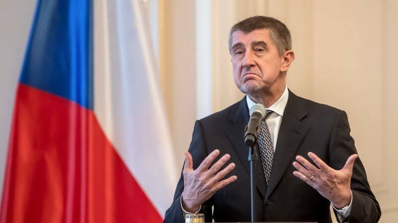 The fall of Andrej Babis' government could lead to early elections