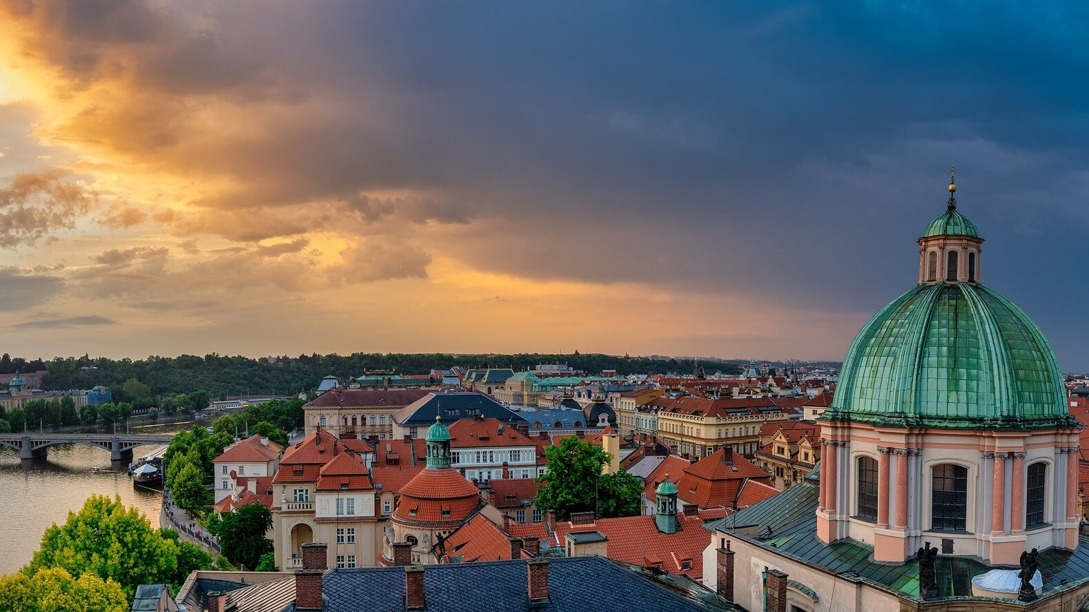 The Czech Republic is ranked as the seventh best country in the world for sustainable development
