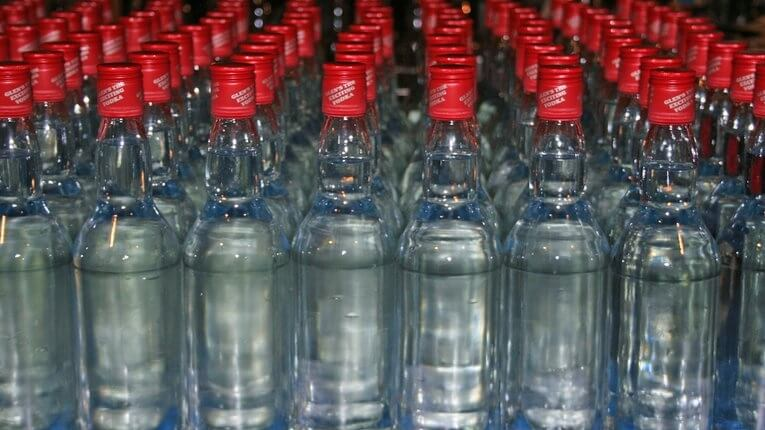 Polish vodka will be used as disinfectant against the coronavirus