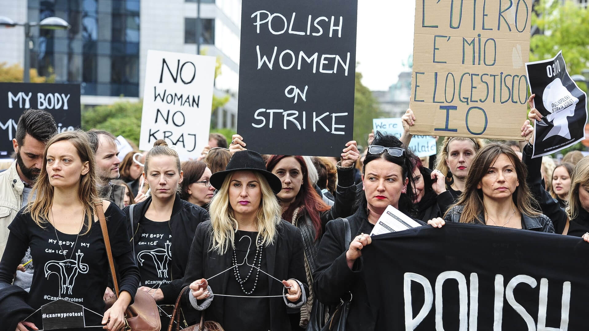 Poland isn't putting bans on abortions for now after wide national protests