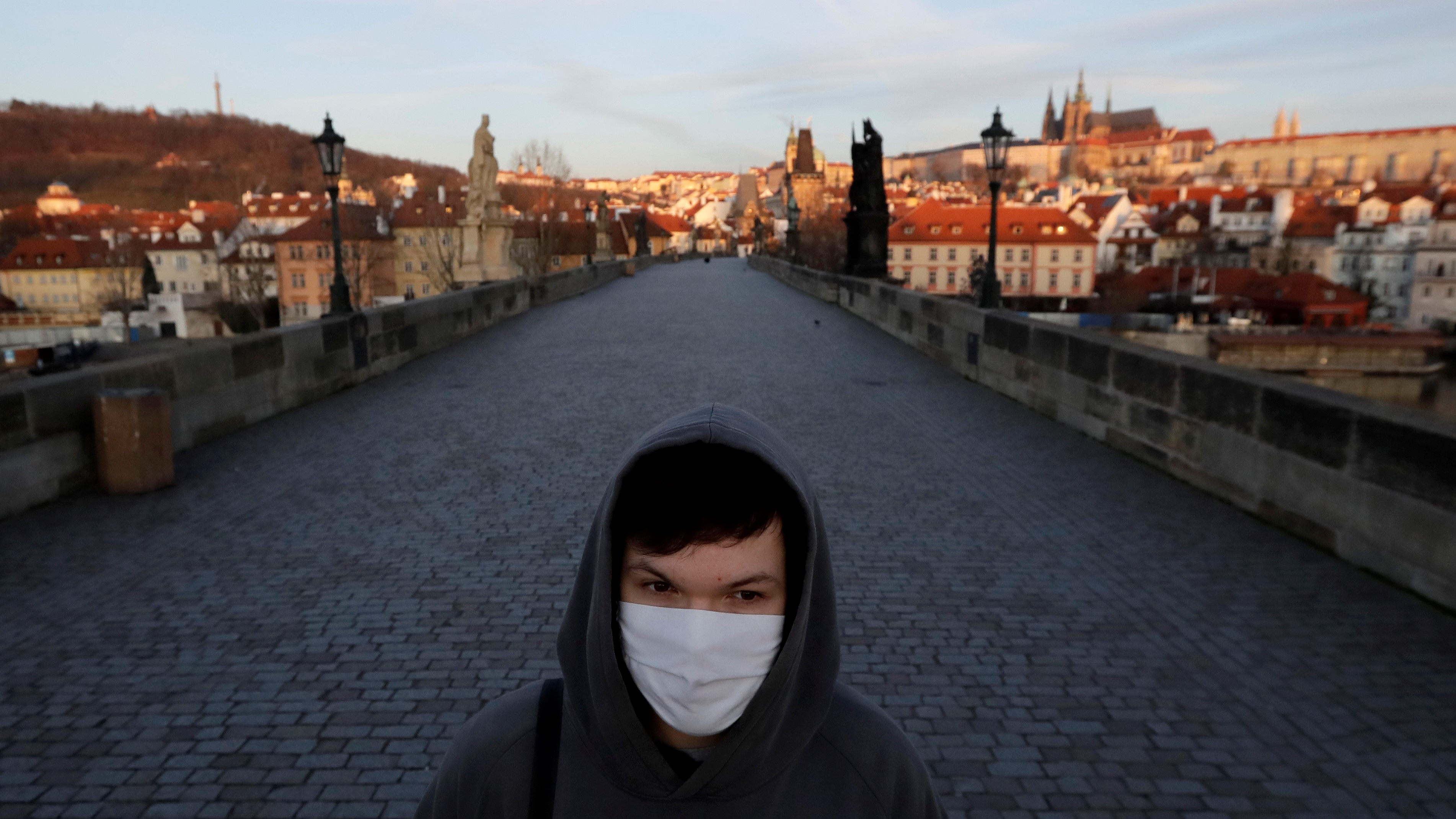 Czech Republic tightens restrictions as COVID cases set new record